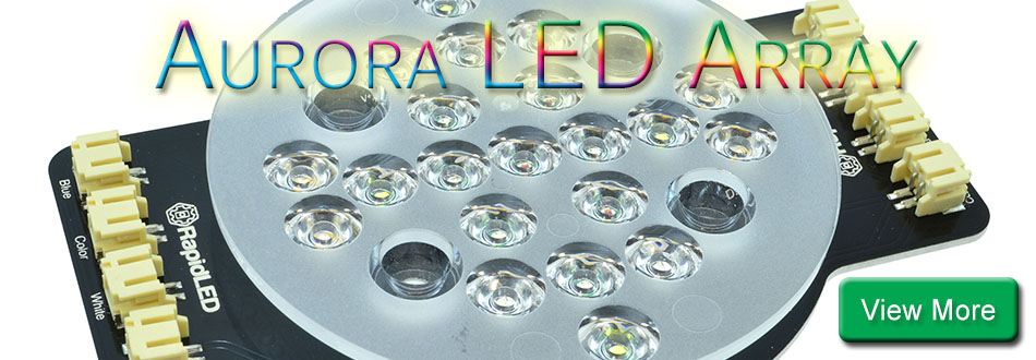 Aurora LED Array by RapidLED